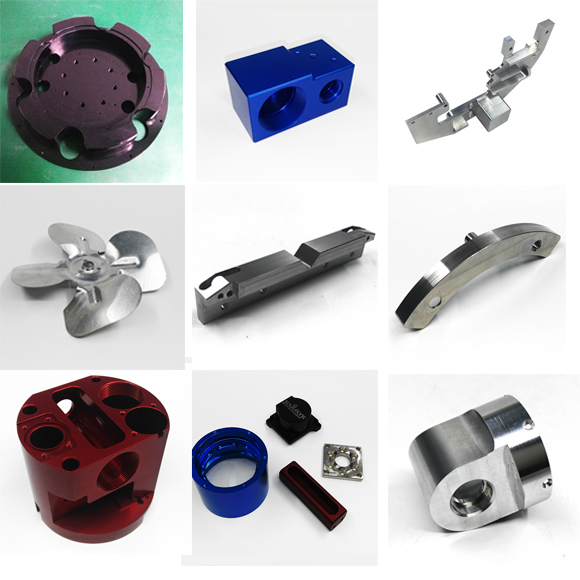 machining metal parts