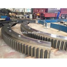 GS42CrMo4V 22 Modul 4-32 Segmente Zahnrad für Minenbagger