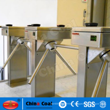 Tripod rfid turnstile security door steel door