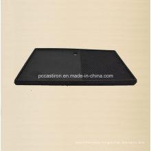 Preseasoned Cast Iron Griddle Pan Size 46X26cm