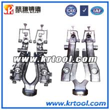OEM Fabricación de alta precisión Squeeze Casting para componentes de ingeniería Proveedor