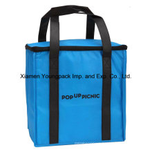 Eco-Friendly Custom Logo Printing Large Insulated Cooler Bag
