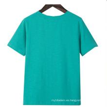 Hotsale Cheap Fancy Printed camiseta
