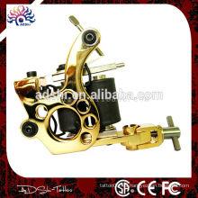Pro Quiet ligero Rotary tatuaje Motor Machine Gun 10 envuelve bobinas