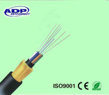 12 Core ADSS All Dielectric Self-Supporting Aerial Fiber Optic Cable