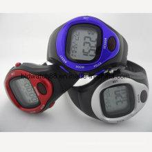 Melhor relógio de pulso com monitores de freqüência cardíaca à prova d'água