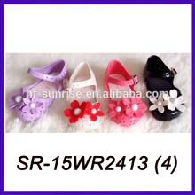 Новый цветок лепесток обувь мелисса мелисса обувь мелисса желе обувь