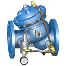 Y-образный поплавковый клапан с дистанционным управлением DN65