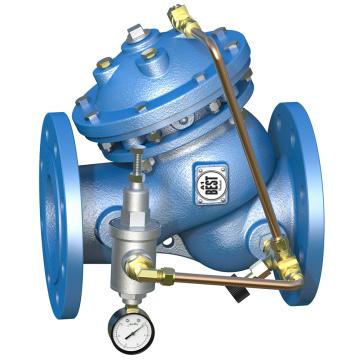 Клапан управления насосом DN500