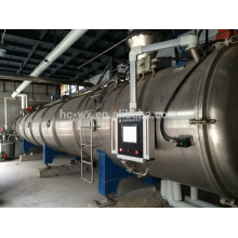 vacuum continuous dryer for tetracycline