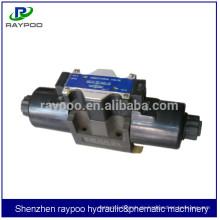 Yuken Richtungsventil hydraulische Montage