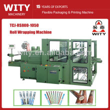 TCJ-RS800/1050 Papar Roll packing machine