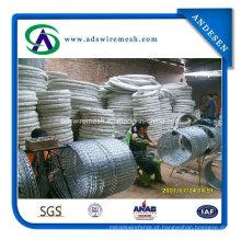 Aço Inoxidável 304 S316 Bto-22 Navalha De Arame