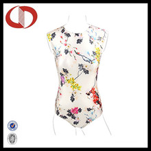 High Quality Flower Printed Sexy Swimwear for Women