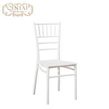 boa qualidade por atacado para o casamento e hotel bamboom chiavari cadeira de plástico