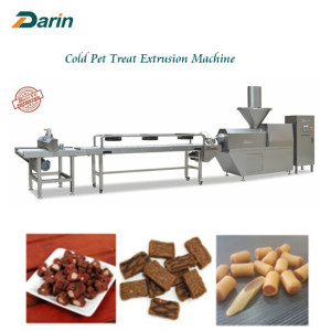 Pet Chewing Snack Cold Extrusion Machine