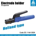 500A Holland type Welding rod holder DC-114A