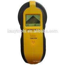 Outils de mesure de construction 3-en-1 pour détecteur de métaux et de haute tension et de cheville