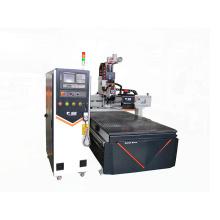 machine de commande numérique par ordinateur de gravure d'armoire de broche de refroidissement