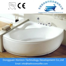 OEM for 3 sides apron bathtub Tub for domestic decoration and luxury hotel supply to Russian Federation Exporter