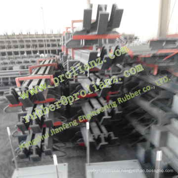 High Performance Modular Expansion Device for Concrete Joint