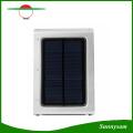 Luz de pared solar del sensor de movimiento de 6V 25 LED PIR