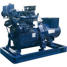20кВА ~ 125кВА Weichai Huafeng морской дизельный генератор с сертификацией CCS