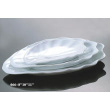 Porcelain Hotel Ware/Plate