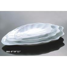 Porcelain Hotel Ware/Plate
