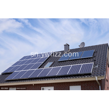 10KW Vana Photovoltaic Power Generation Module