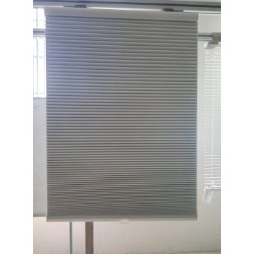 Cordless honeycomb blinds fabric