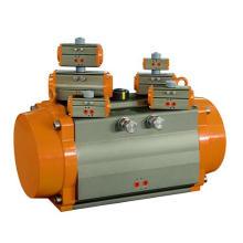 Pneumatischer Antrieb mit doppelter und einfacher Betätigung (RAT160DA)