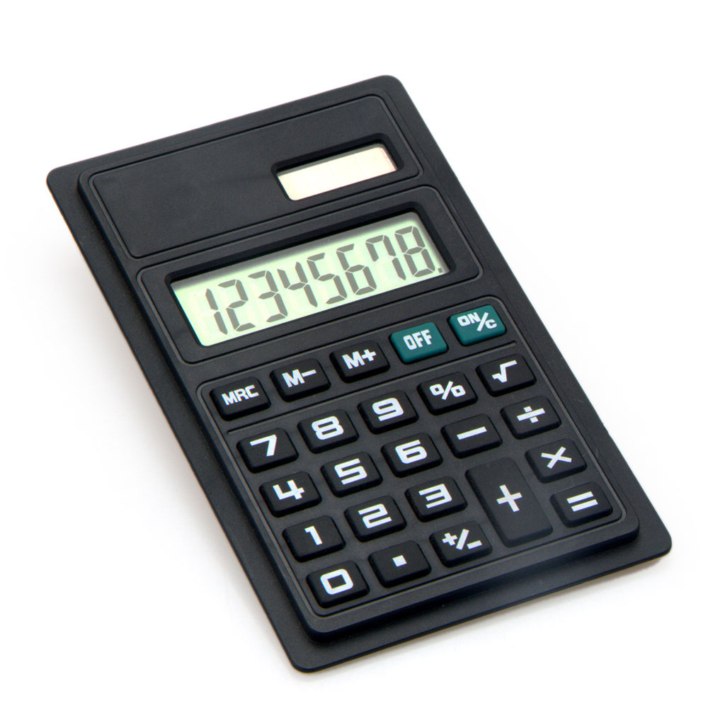 Mini Calculadora de Bolso Super Fino