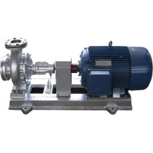 Pompe de circulation d'huile thermique refroidie à l'air (type LQRY)