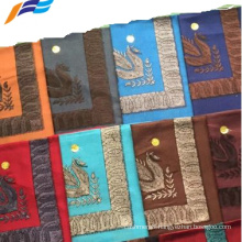 High Quality Indian Embroidered Fabric Plain Women Scarf