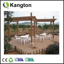 Muebles de jardín al aire libre WPC (muebles de WPC)