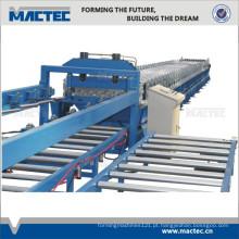 Full-automatic teto alto grau deck rolando máquina