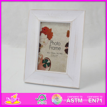 2015 Hot Sale New High Quality (W09A030) En71 Light Classic Fashion Picture Photo Frames, Photo Picture Art Frame, Wooden Gift Home Decortion Frame