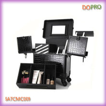 Honest Specialized Trolley Makeup Suitcases Traders in China (SATCMC009)
