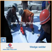 Hot Wedge Geomembrane Liner Welding Machine