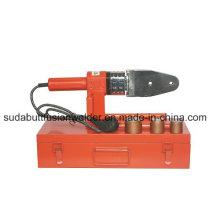 Máquina de soldadura portable de la fusión del calor de la pipa de PPR