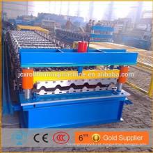 Máquina de formação de lençóis de cobertura de zinco de longo alcance