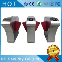 China for Fare Collection Gate Metro Access Two-way Flap Gate Automatic Turnstiles export to South Korea Importers