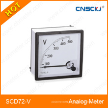 72 * 72 Высококачественный аналоговый измеритель панели (SCD-72)