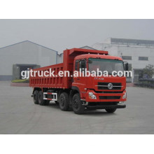 Dongfeng 8X4 drive dump truck for 20-30 cubic meter