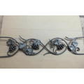 Wrought Iron Casting Grapes