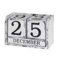 Wooden Decorative Calendar