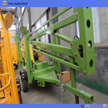 Vehicle Mounted Articulated Boom Lift for Maintance