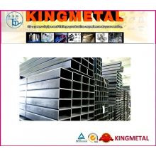 ERW Tubos rectangulares rectangulares de acero