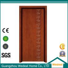 Prefinish Литой ПВХ межкомнатные МДФ/наружные деревянные двери